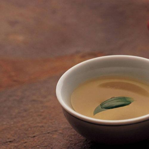 简单杜仲茶