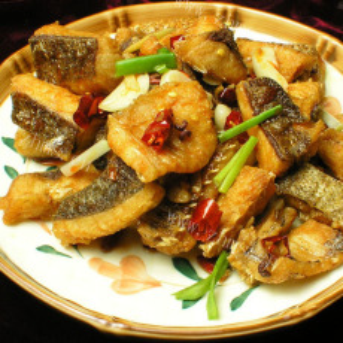 营养美食之糍粑鱼