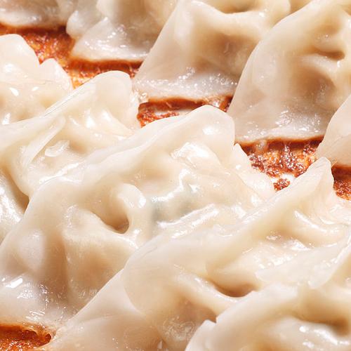 美味的茴香苗饺子