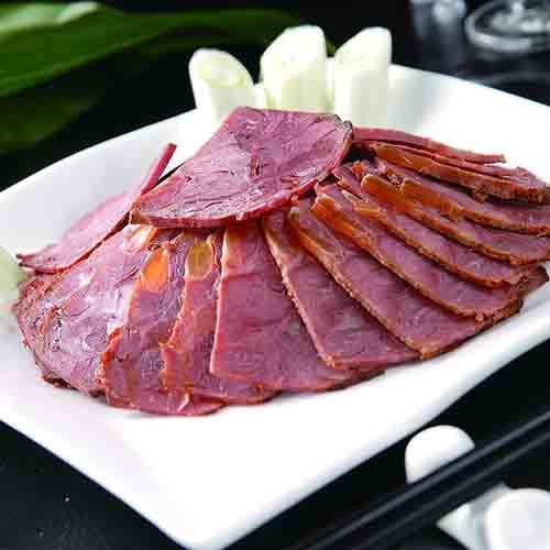 五香牛肉(原创)
