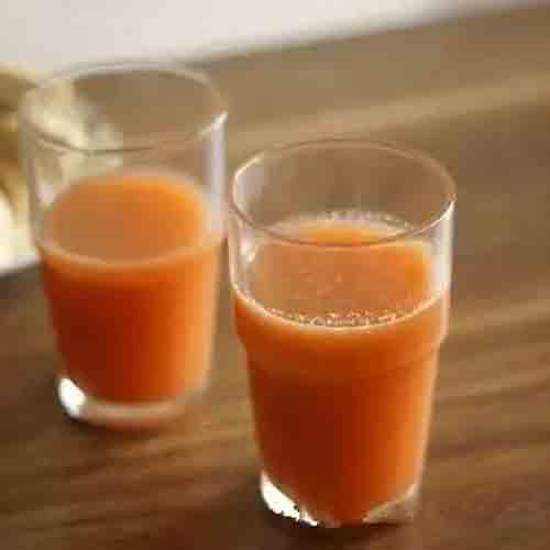 家庭版胡萝卜汁