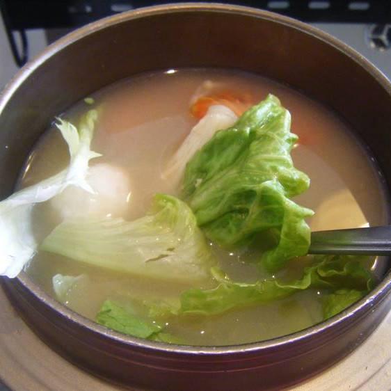 海带味噌汤