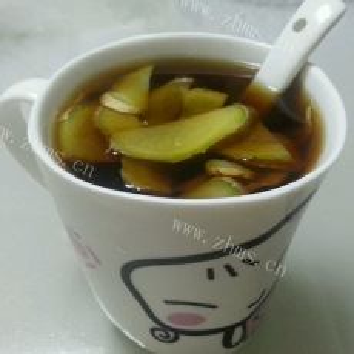 #美食派#姜汤