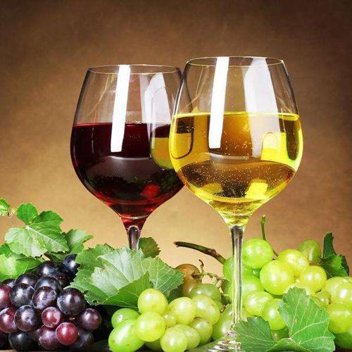自制葡萄美酒夜光杯