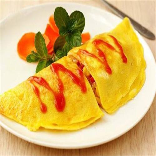 特色韩式蛋包饭