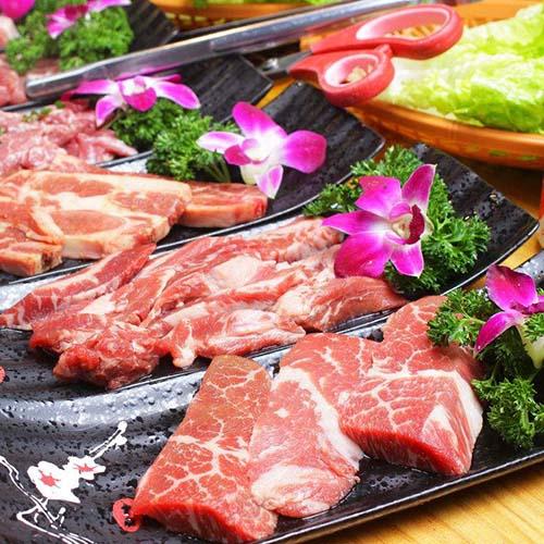 美味韩国烤肉