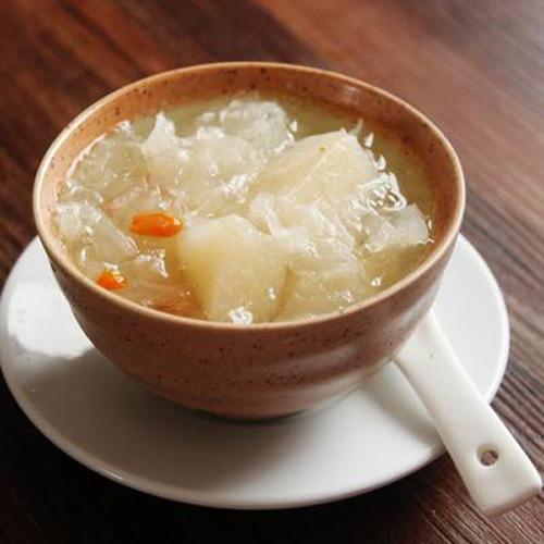 清凉雪梨汤