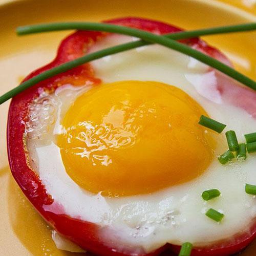 煎鸡蛋(原创)