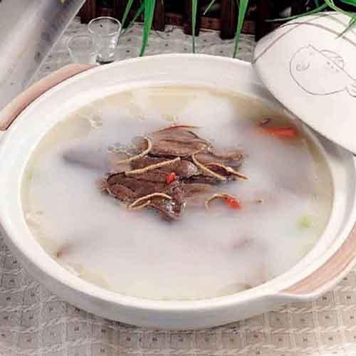 好吃的羊肉汤锅