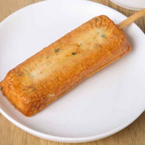 鲜香小鱼饼
