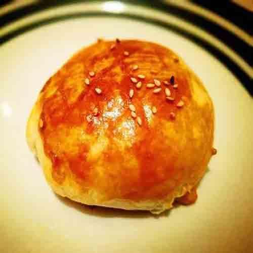 好吃的小龙虾月饼
