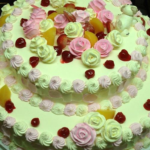 #回忆#生日蛋糕做法
