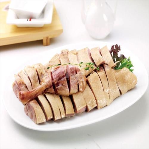 好吃的南京盐水鸭