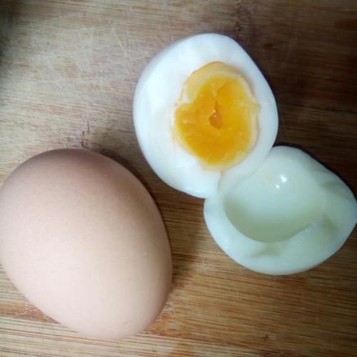 味道不错的煮鸡蛋