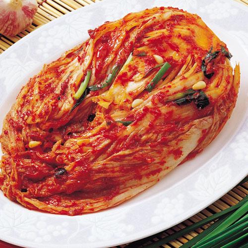 健康美食之韩国泡菜