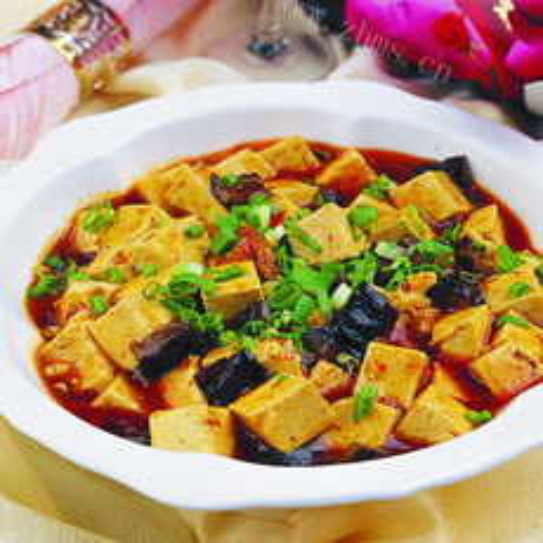 自制烧豆腐