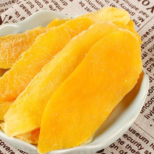 甜蜜的芒果干