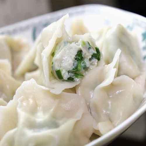 最爱的鲅鱼饺子