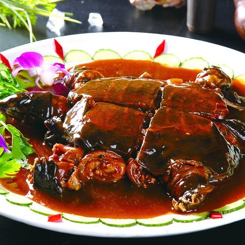 易做的红烧甲鱼的做法