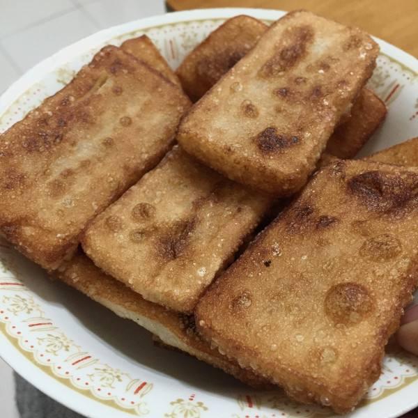 面包机版年糕