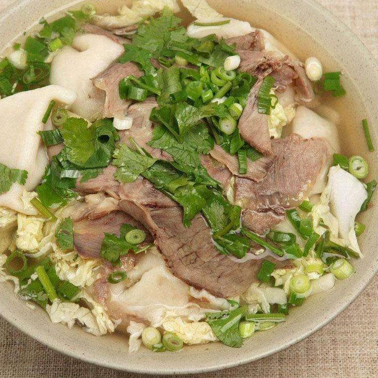 特色淮南牛肉汤