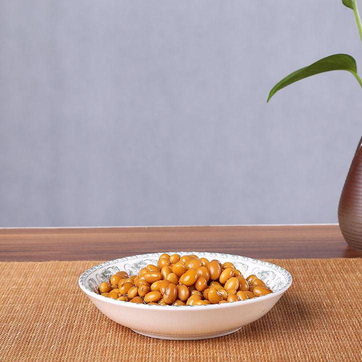 好吃的醋泡黄豆