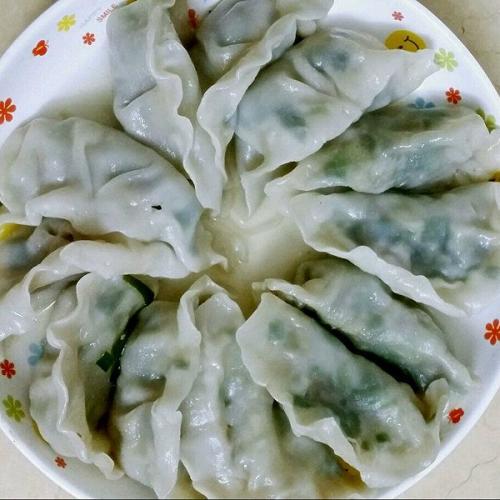 味道不错的猪肉韭菜水饺