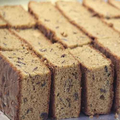 质嫩的红枣蛋糕