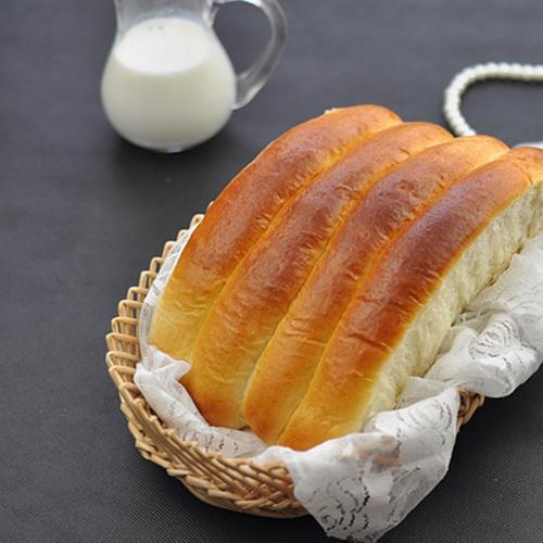 简易的牛奶排包
