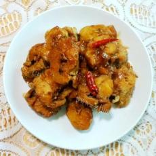 【DIY美食】红烧鳕鱼