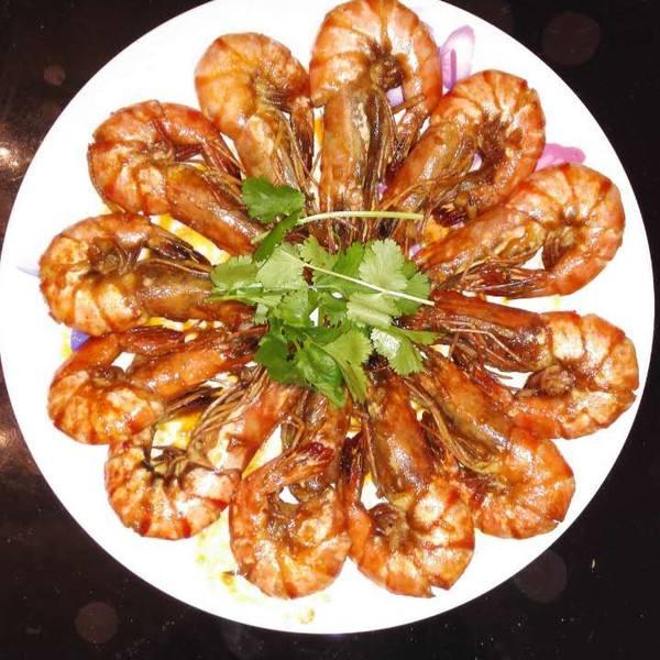 最爱吃的潜江五七油焖大虾