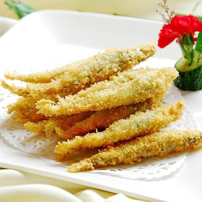 美味的多春鱼