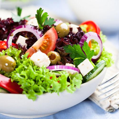 蔬菜沙拉(家庭版)