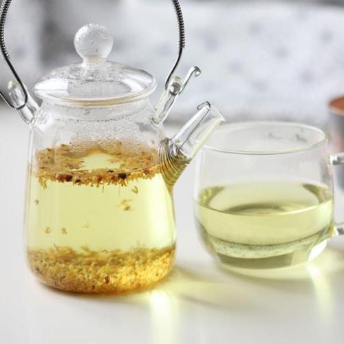 好喝的桂花茶