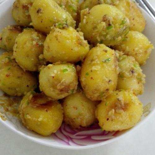 酱烧小土豆