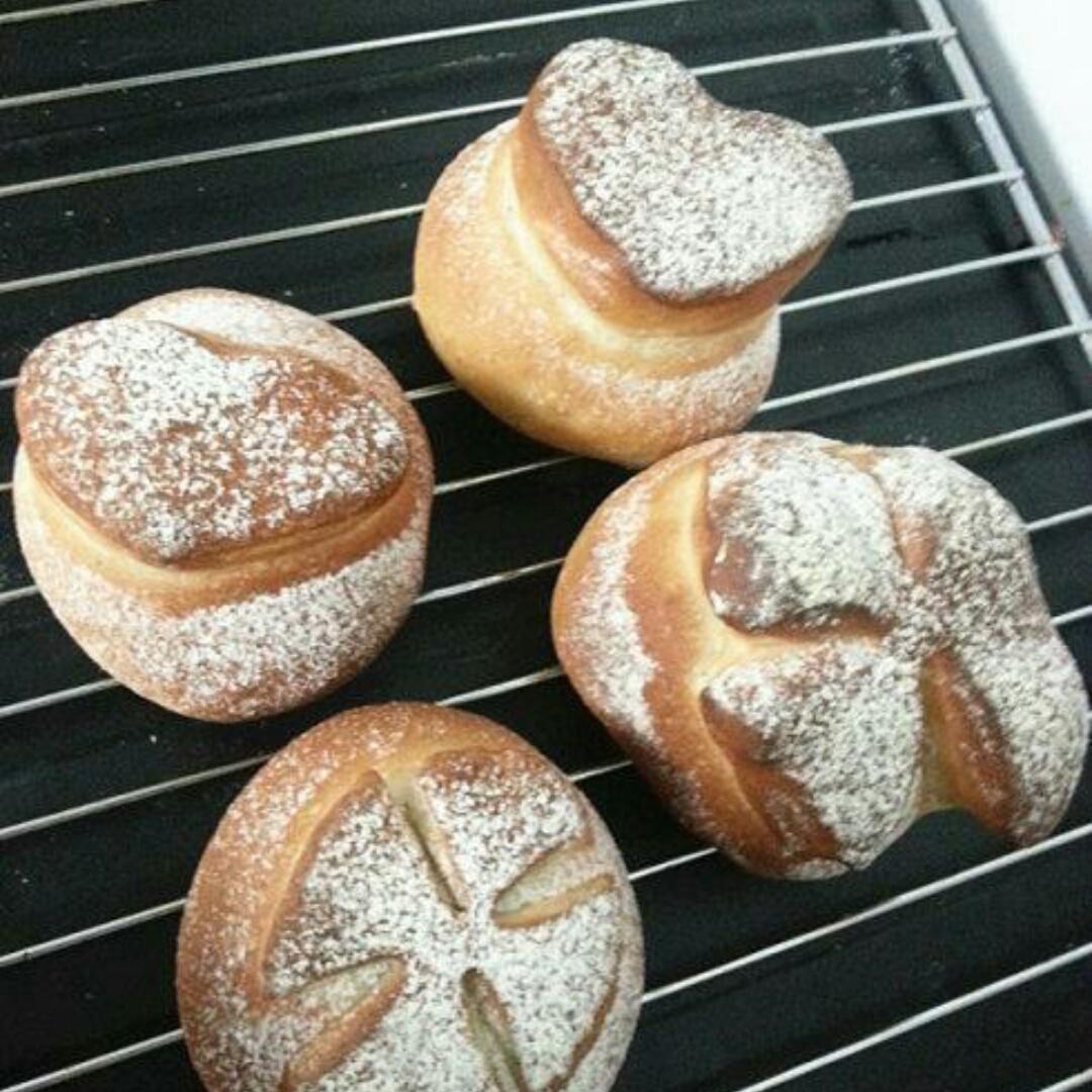 营养的液种面包