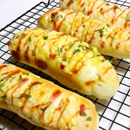 芝士面包条