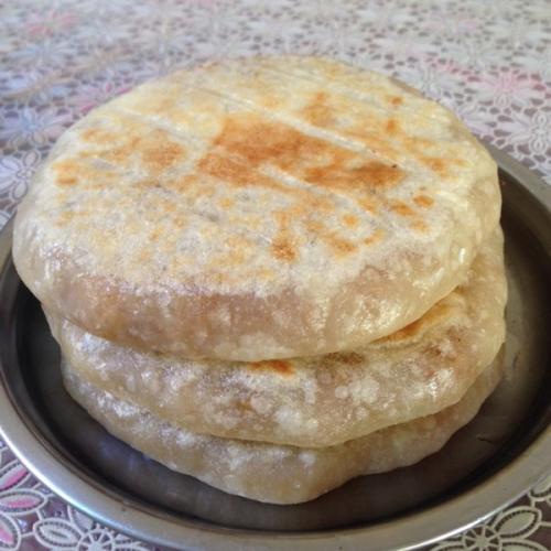 萝卜丝早餐饼