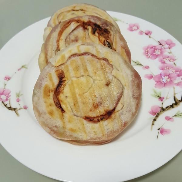 腐乳葱花饼