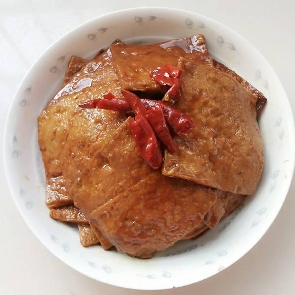 香卤豆腐干
