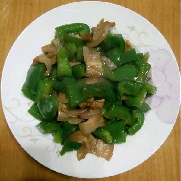 黑椒洋葱菜椒圈