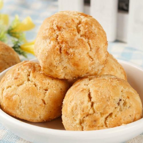 花生酥饼干