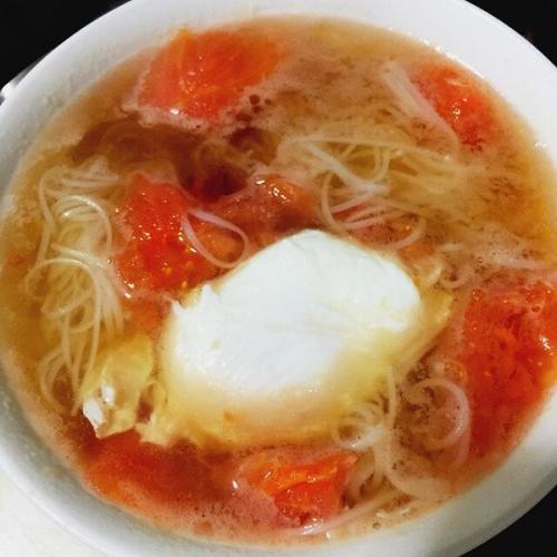 蕃茄鸡蛋面