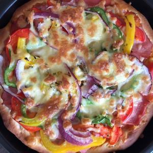 自制披萨皮