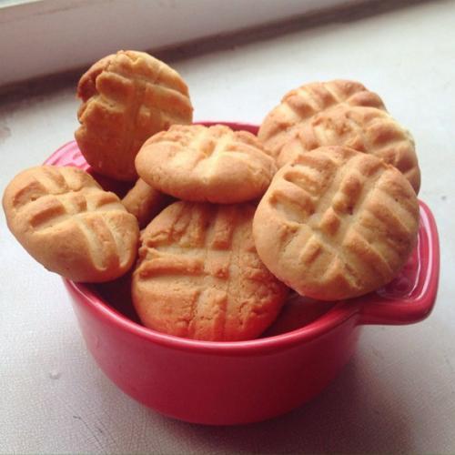 花生酱小饼干