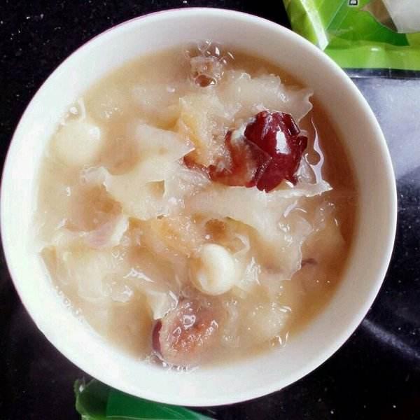 小肠莲子汤