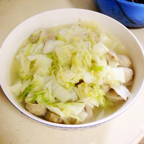 猪油炒白菜