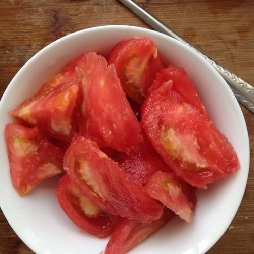 糖渍西红柿