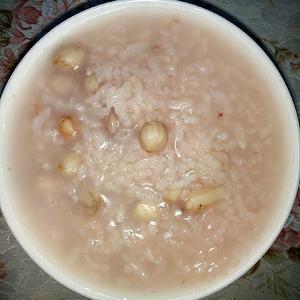 花生大米粥