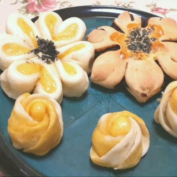 雪虾鸡蛋饼